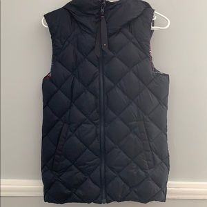 Lululemon reversible down vest